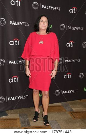 LOS ANGELES - MAR 25:  I. Marlene King at the 34th Annual PaleyFest Los Angeles -
