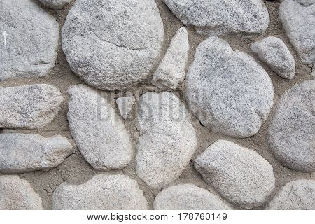 stone or rock on floor background and texture