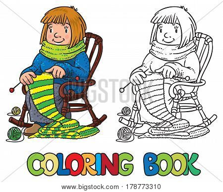 Coloring Book Funny Vector & Photo (Free Trial) | Bigstock