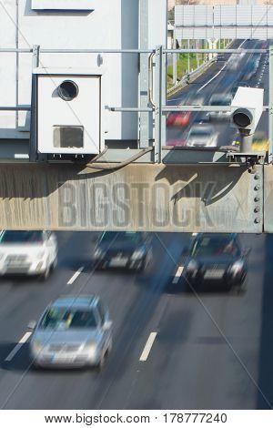 Speed Measurement Traffic Radar Speed Enforcement