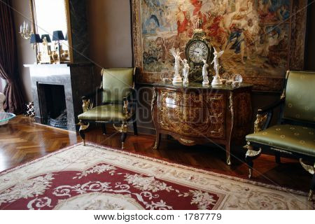 Antique Interior