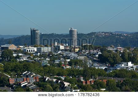 Ponsonby Skyline Auckland New Zealand