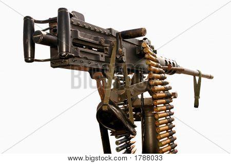 Fifty Caliber Machine Gun