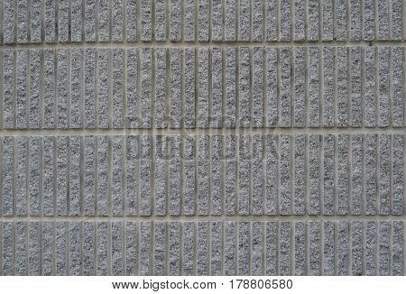 Gray coarse cement wall texture and background