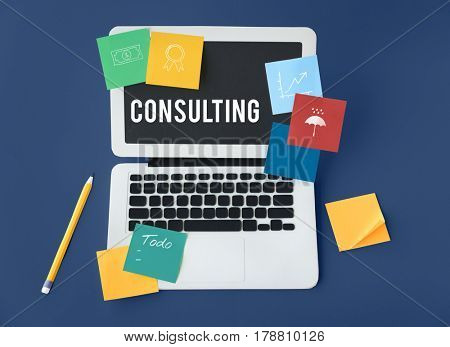 Consulting Professional Expert Service Business