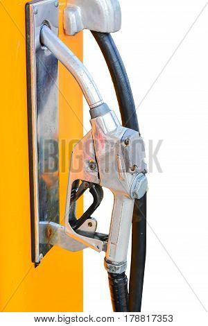 Oil dispenser , fuel oil gasoline dispenser at petrol filling station