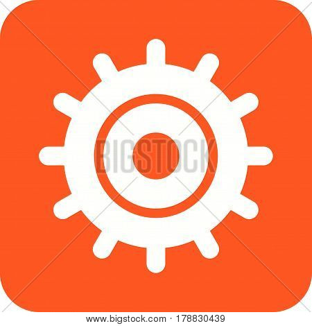Configuration, control, setting icon vector image. Can also be used for web interface. Suitable for mobile apps, web apps and print media.