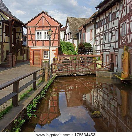 Historic Mill At Annweiler Village