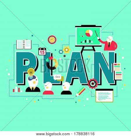 Plan Concept Design