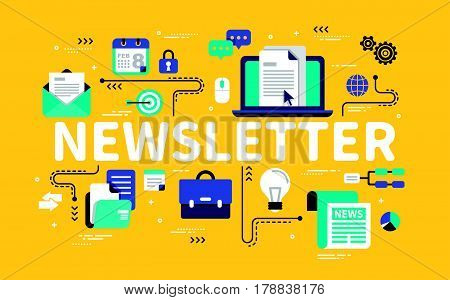 Newsletter Concept Design