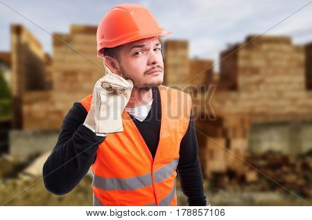 Curious Constructor Listening Some Whispers
