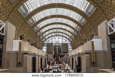 The Orsay Museum, Paris, France