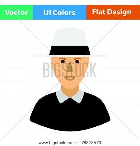 Cricket Umpire Icon