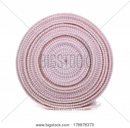 Roll of elastic bandage accident, injury, hospital, first, recovery, kit, heal,