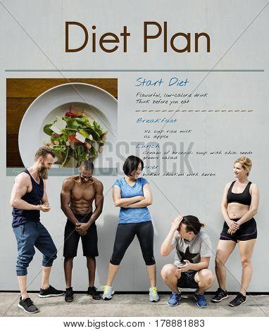 Healthy Menu Recipe Food Diet