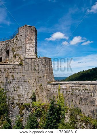 French Medieval Fortress