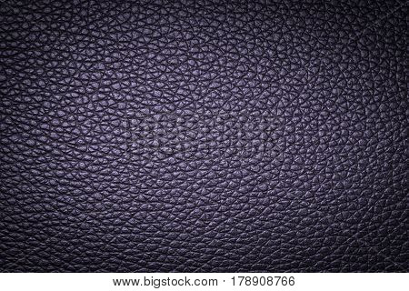 Purple leather texture, leather background for design with copy space for text or image.