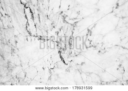 White marble patterned texture background, Detailed genuine marble from nature.