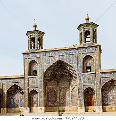 In Iran The Old    Mosque