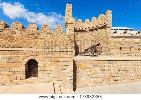 Old City Icheri Sheher
