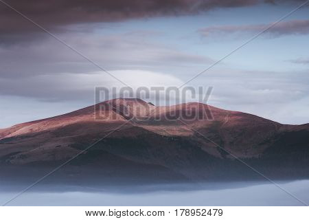 colorful autumn Carpathians landscape, location west ukraine,   Ukrainian Carpathian mountains, east Europe, wonderful world