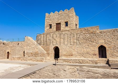 Baku Ateshgah Fire Temple