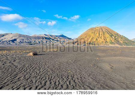 Mount Bromo And Mount Batok, Indonesia