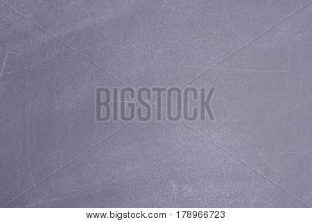 Clean black school board. Horizontal background board