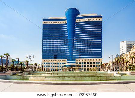 Hilton Baku Hotel, Azerbaijan