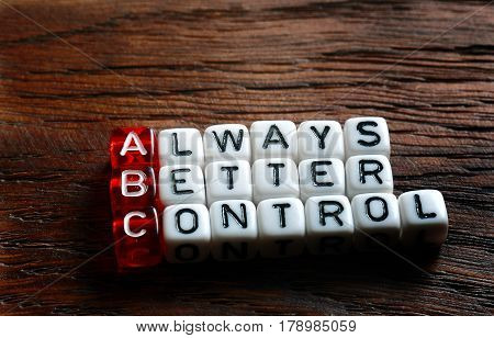 Abc Always Better Control
