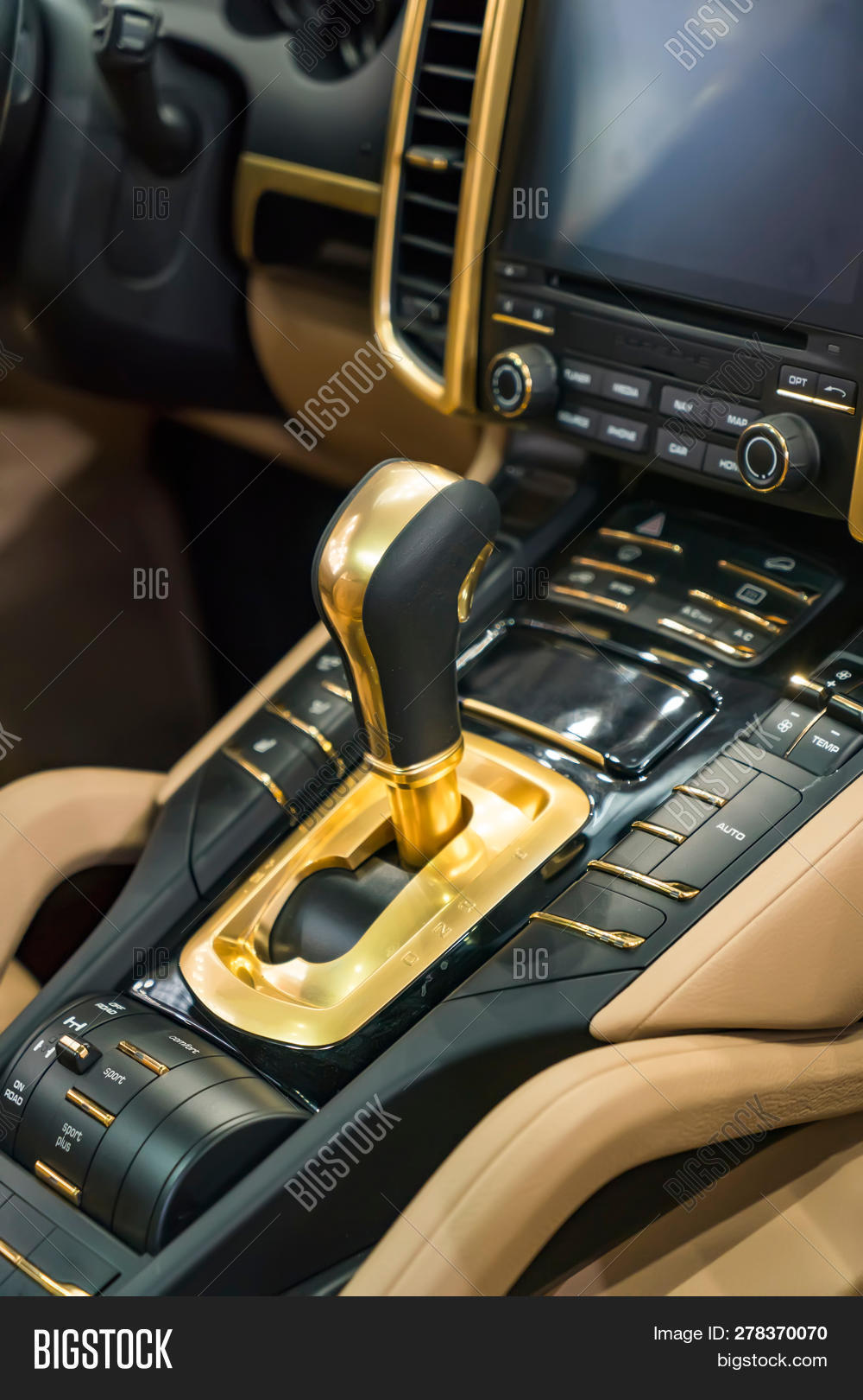Modern Luxury Car Image & Photo (Free Trial) | Bigstock