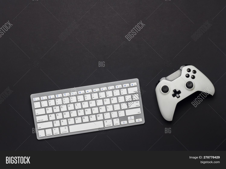 Keyboard Gamepad On Image & Photo (Free Trial) | Bigstock