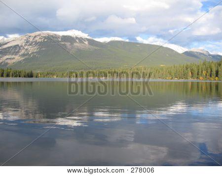 Lake Edith - Jasper National Park, Alberta, Canada