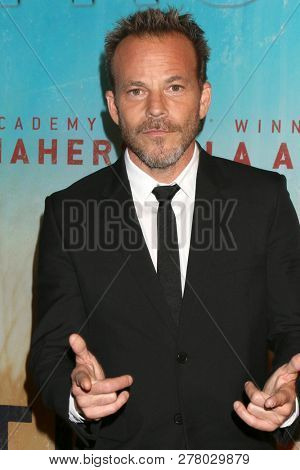 LOS ANGELES - JAN 10:  Stephen Dorff at the