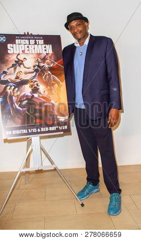 Tony Toddattends the world premiere of