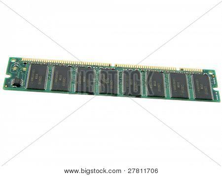 Computer Random Access Memory RAM PC 133 poster