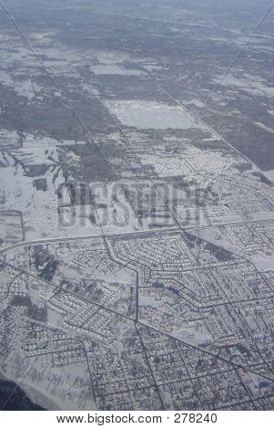Winter Map