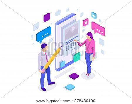 Isometric Freelancing, Creative Blogging, Commercial Blog Posting, Copywriting, Content Marketing St