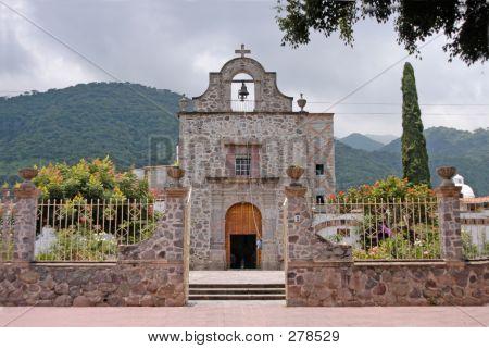 Mexico Church