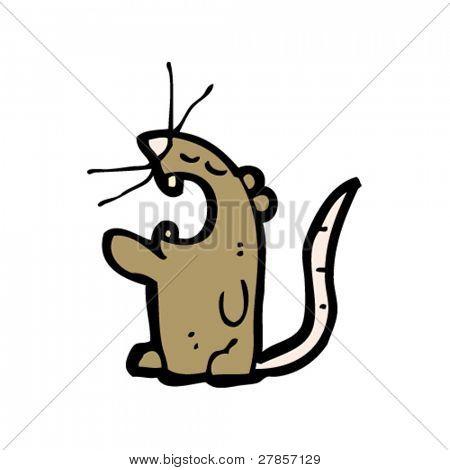 squeaking rat cartoon