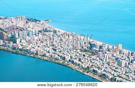 Rio's Best Beaches With Turquoise Water: Famous Copacabana Beach, Ipanema Beach, Barra Da Tijuca Bea