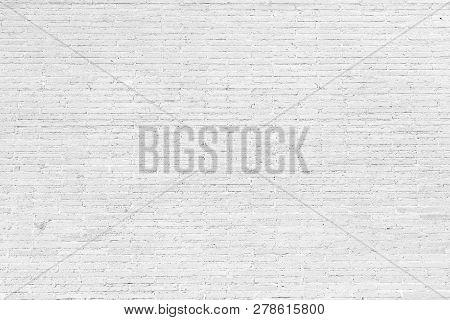 Brick Wall Texture Grunge Background. Modern Style Background, Industrial Architecture Detail Displa
