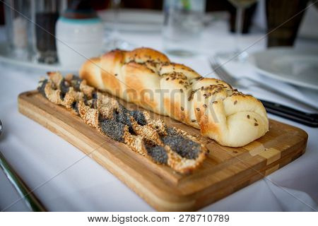 Different Types Of Bread As Delicious Entree