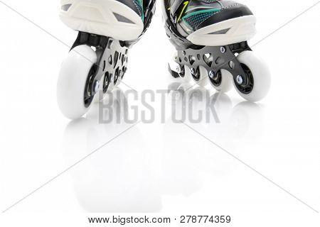 sports equipment bright sliding roller skates