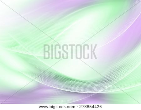 Abstract purple-green background background
