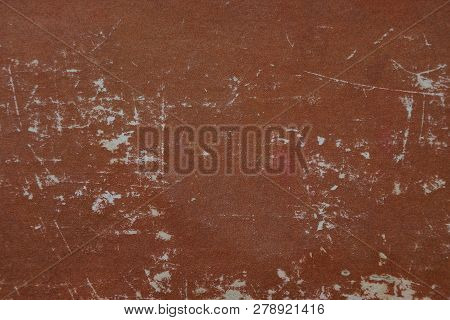 Brown Paper Texture From Old Shabby Cover