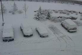 Frozen Carpark
