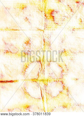 Watercolor Batik Repeat. Artistic Paintbrush Dyed Design. Watercolor Batik Repeat Print. Watercolor