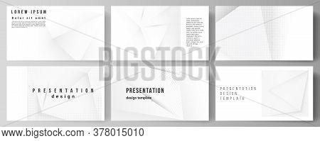 Vector Layout Of The Presentation Slides Design Templates, Multipurpose Template For Presentation Br