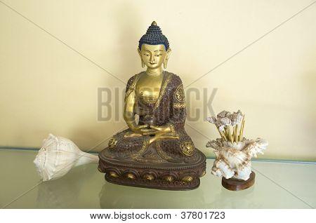 Amitabha Buddha Nine